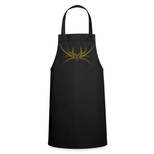 Tribal 2 - Gold print - Cooking Apron