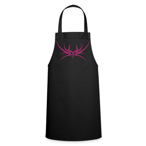 Tribal 2 - Pink print - Cooking Apron