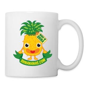 Shinananas - Mug - Mug blanc