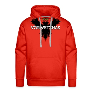 Voerwetznas1 - Männer Premium Hoodie