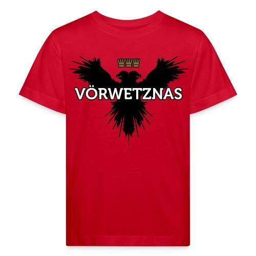 Voerwetznas1 - Kinder Bio-T-Shirt