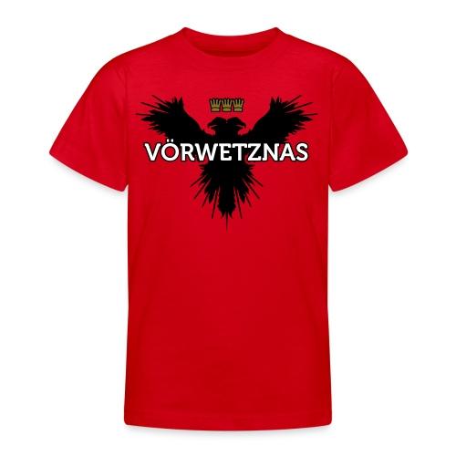 Voerwetznas1 - Teenager T-Shirt