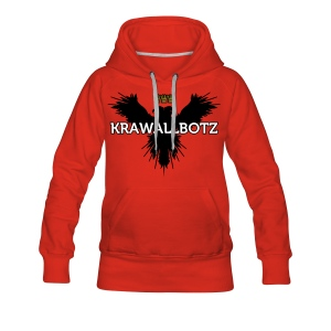 Krawallbotz - Frauen Premium Hoodie