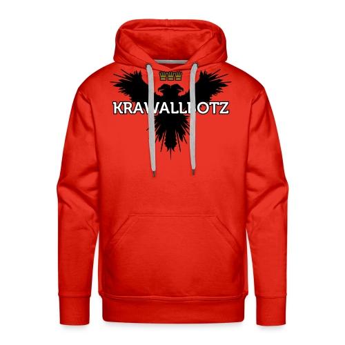 Krawallbotz - Männer Premium Hoodie