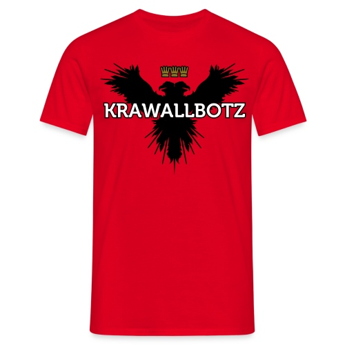 Krawallbotz - Männer T-Shirt