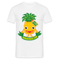 Tee shirts ~ Tee shirt Homme ~ Shinananas - Basic H