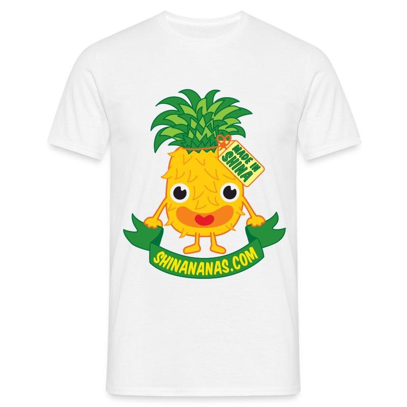Shinananas - Basic H - T-shirt Homme