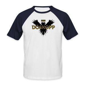 Doeskopp - Männer Baseball-T-Shirt