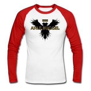 Ahle Bueggel - Männer Baseballshirt langarm