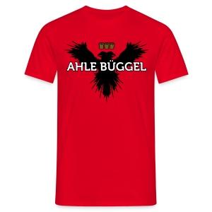 Ahle Bueggel - Männer T-Shirt