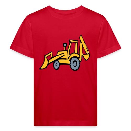 Kaivuri - Lasten luonnonmukainen t-paita