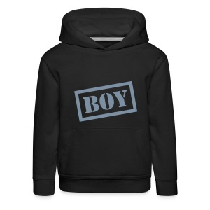 Boy - Lasten premium huppari