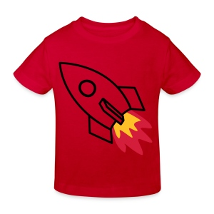Suihkari - Lasten luonnonmukainen t-paita