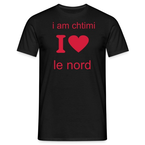 i am chti - T-shirt Homme