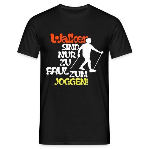 Walker - Männer T-Shirt