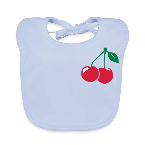 Cherry Bib - Baby Organic Bib