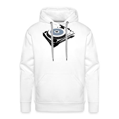 DJ - Männer Premium Hoodie
