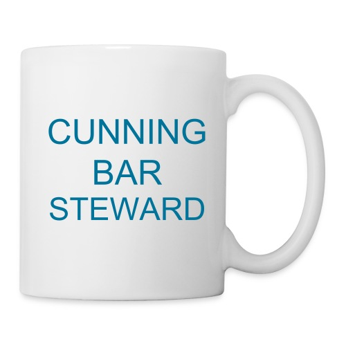 Cunning Bar Steward Mug - Mug