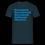 T-Shirts ~ Männer T-Shirt ~ Geiler Abend! Männer Shirt