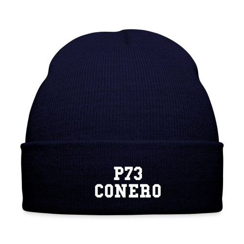 P73 Winter Cap Dark blue / White - Cappellino invernale