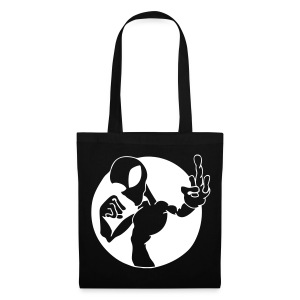 Alien fuck U - White print - Tote Bag
