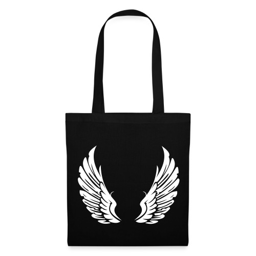2Headed eagle - White print - Tote Bag