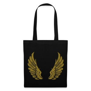 2Headed eagle - Gold print - Tote Bag