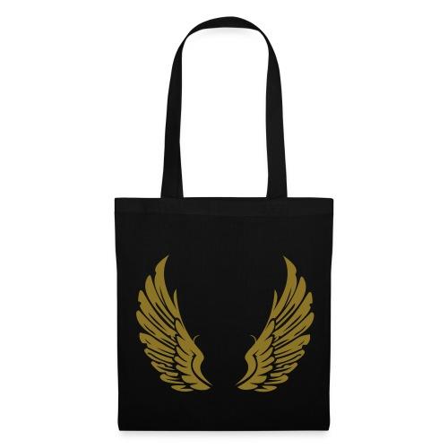2Headed eagle - Gold print - Tote Bag