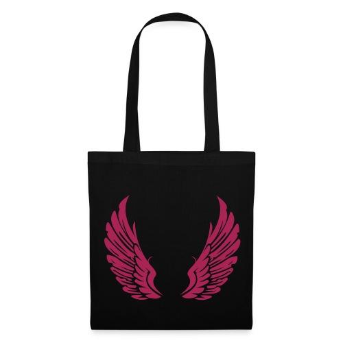 2Headed eagle - Pink print - Tote Bag