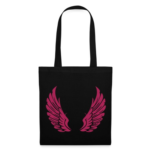 2Headed eagle - Pink print - Tote Bag