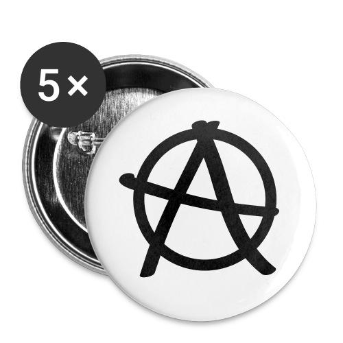 pim's annarchie - Badge petit 25 mm