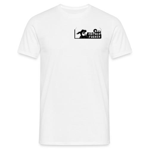 bad mf - Männer T-Shirt
