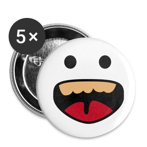 pim's smiley - Badge petit 25 mm