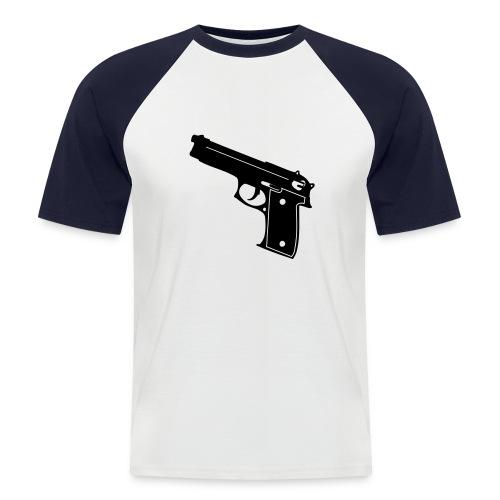 SEX-PISTOL - Männer Baseball-T-Shirt