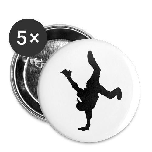 B-Boy Button - Buttons klein 25 mm