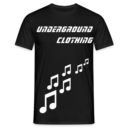Urban Music - Men's T-Shirt