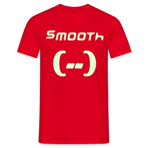 Smooth ROOD/GITD - Mannen T-shirt