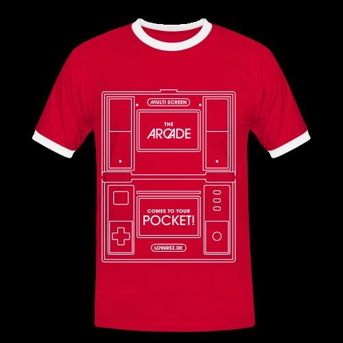Multiscreen - Men's Ringer Shirt
