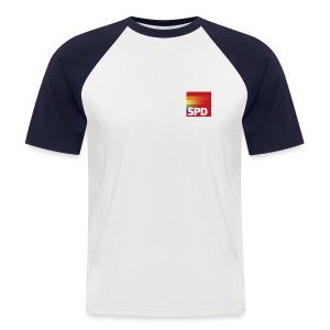 SPDqueer Baseballshirt - Männer Baseball-T-Shirt