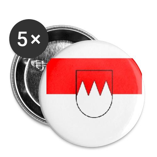 franken pin - Buttons klein 25 mm