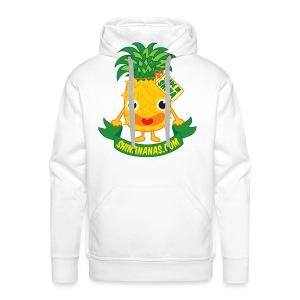 Shinananas - Sweat Kango Style H - Sweat-shirt à capuche Premium pour hommes