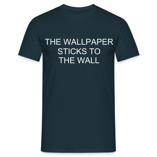 The wallpaper - Men's T-Shirt