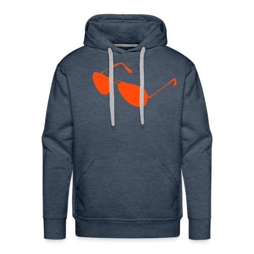 BRIL - Mannen Premium hoodie