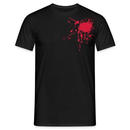 T-Shirt Impact - Leito / NOIR - T-shirt Homme