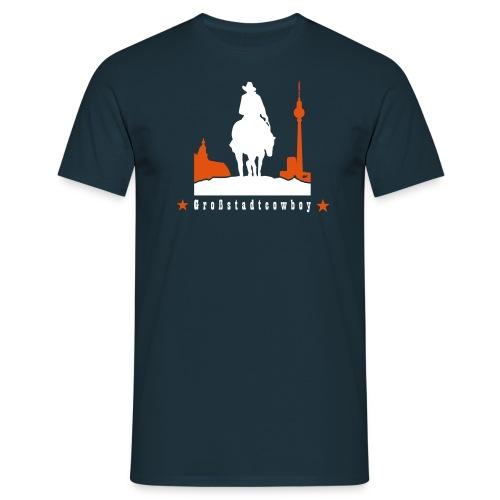Cowboy - Männer T-Shirt
