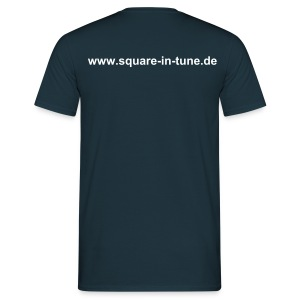 Square In Tune Web-Shirt - Männer T-Shirt