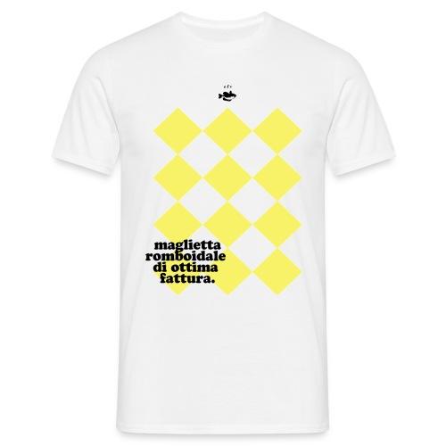EFV ROMBOIDALE - Maglietta da uomo