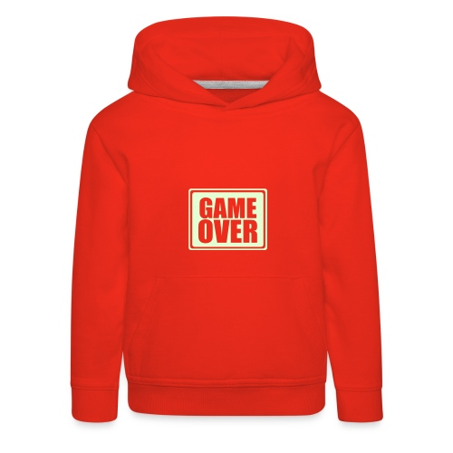 Childrens hooded jumper - Kids' Premium Hoodie