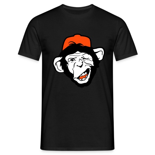 Crazy Monkey - Men's T-Shirt