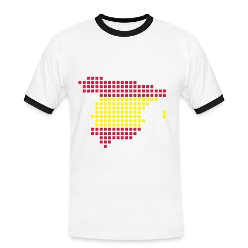 Spain T-shirt - Men's Ringer Shirt
